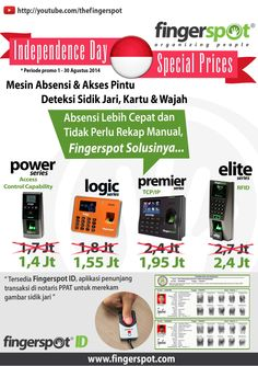 Independence Day Special Price Agustus 2014