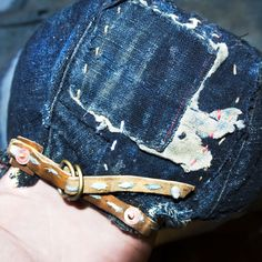 Reworked Drivers cap  www.rigg-ny.com