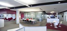 Creative Open Office Design To Create Lofty Goals
