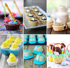 cookie cup recipes