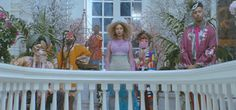 The Fashion in Beyoncé's New Video Is as Powerful as Its Politics