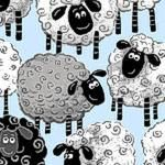 Susybee Lewe the Lamb Packed Sheep