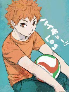 Hinata | Haikyuu!! #manga