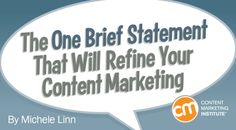 TheOne Brief Statement That Will Refine Your Content Marketing http://amapnow.com http://my.gear.host.com http://needava.com http://renekamstra.com