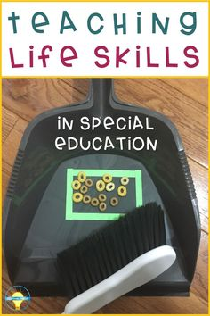 Functional Life skills are routine activities that are necessary for independent living. Eating, toileting, cooking, and having appropriate conversations are all examples of basic life skills. Sometimes youll hear teachers refer to these skills as Life Skills Lessons, Life Skills Classroom, Teaching Life Skills, Activities Of Daily Living, Social Skills Activities, Preschool Life Skills, Classroom Ideas, Life Skills Kids, Shape Activities