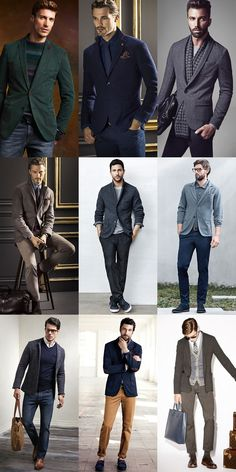 Men's 2014 Autumn/Winter Fashion Trend: The On The Road Travelling Gent Modern Lookbook Inspiration