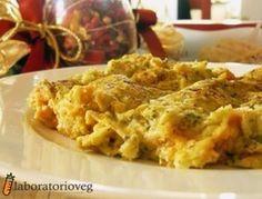 Ricette vegane - Cannelloni ripieni di zucca seitan broccoli | LaboratorioVeg