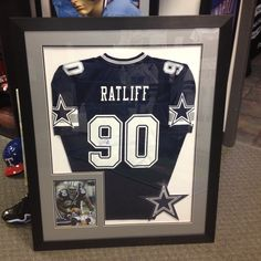 9e1dc763162 33 Best Shadow box ideas images | Framed jersey, Diy shadow box ...