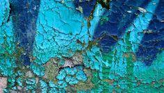 wall grunge - cracked, damaged, grunge, paint, peeling, plywood, wood