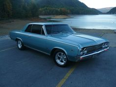 1964 Oldsmobile Cutlass - My first real car...had it from 1964 thru 1966. Altho mine was dark blue with white top