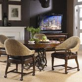 Found it at Wayfair - Highlands Round Game Table