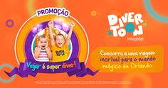 Campanha Viajar é Super Diver / Divertoon Brinquedos on Behance