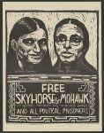 Free Skyhorse & Mohawk and all political prisoners | Library of Congress