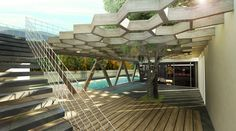 Metropolis Architecture - Honeycomb