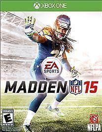 Madden NFL 15 Microsoft Xbox One 2014