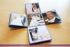 Exploding Photo Box | The Purple Pumpkin Blog 40th Birthday Parties, Man Birthday, 40th Birthday Ideas For Men Husband, Homemade Birthday Gifts, Purple Pumpkin, Craft Work, Creative Gifts, Party Planning, Party Invitations