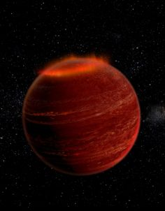 Brown dwarf stars host powerful aurora displays just like planets, astronomers have discovered.