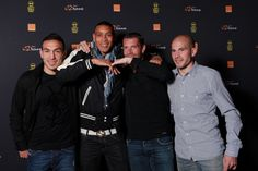 Mevlut Erding, Guillaume Hoarau, Sylvain Armand, Christophe Jallet