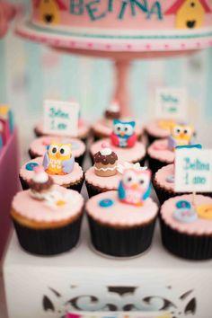 Festa com Gosto: Pretty Little Owl