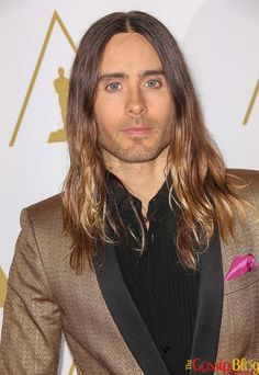 Oscars Jared Leto Wins Supporting Actor for 'Dallas Buyers Club' Academy Award Winners, Academy Awards, Dallas Buyers Club, Oscars 2014, Scott Eastwood, Best Supporting Actor, Jared Leto, Celebrity Photos, Hollywood