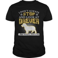 LOOK AT DREVER Tee Shirts