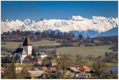 Hosman, Sibiu, Romania (Fagaras Mountains)