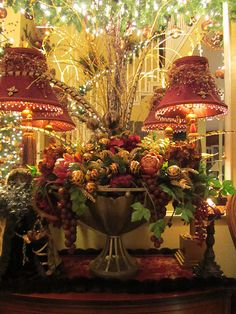 A holiday vignette..... ♥