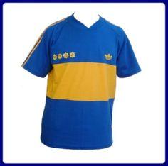 camisetas retro boca juniors 1981