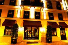 Hotel des Grands Hommes Kiva kaupunkihotelli rauhallisella, mutta keskeisellä sijainnilla