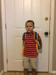 """- - As I prepared for my sons first day of preschool I thought little about what could go wrong. I got the children dressed as usual. I barely noticed that my three-year-old daughter had found a backpack to bring. """"She wants to be like her brother,"""" I thought. """"That's cute."""" We get loade... Three Year Olds, 4 Year Olds, Her Brother, Sons, Preschool, Backpack, Bring It On, Daughter, Children"""