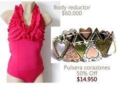 Body y pulsera... encuéntralos en www.conesenciademujer.com