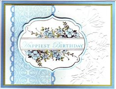 Apothecary Birthday by Stampin Wrose
