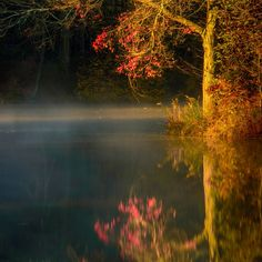 The Autumn Lake Photo by Viet Dao -- National Geographic Your Shot
