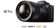 #Sony α7S II - Nouvel #APN haut sensibilité à objectif interchangeable   Jean-Marie Gall.com