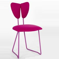 poumon chair by Janette Laverrière produced by Perimeter Editions - click to enlarge