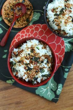 Homemade Furikake