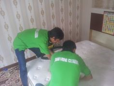 Cuci Springbed Pekanbaru - 0822 5777 2233