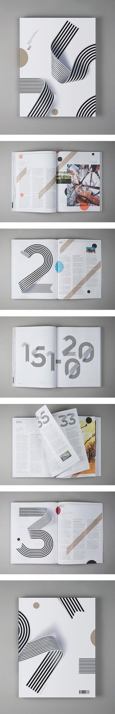 Shanghai Ranking Book by Sawdust - #editorial #design #layout