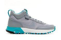 Nike Lunar LDV Mid: Grey/Turquoise