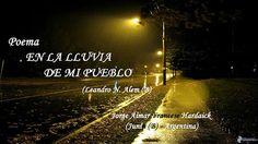 """""""""""  MIS   PENSAMIENTOS  """""""": LA LLUVIA DE MI PUEBLO  (Leandro N. Alem (B))"""