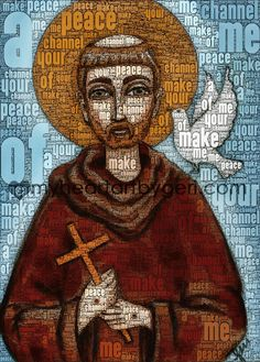 O Divine Master,  grant that I may not so much seek to be consoled, as to console;  to be understood, as to understand;  to be loved, as to love.