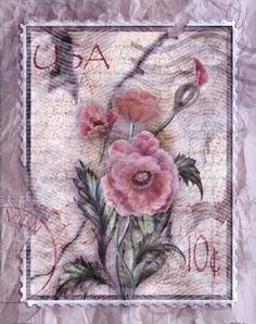 Love Letter Poppies