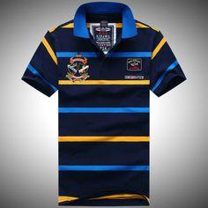 Paul & Shark Poloshirt, Polo Hemd Shirt Größe M, L, XL, XXL, XXXL №221