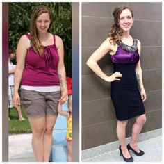 Becky M. - MORE THAN THE WEIGHT LOSS . . . www.TrimHealthyMama.com