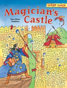 Kids are crazy for Maze Craze--Pirate Mazes alone sold nearly copies. That's because these collections not only test puzzle-solving skills, but History Activities, Book Activities, Logic Problems, Boys Easter Basket, Handwriting Activities, Homeschool Supplies, Numbers For Kids, Early Math, Activity Games