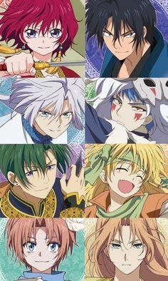 Akatsuki no Yona Yona Akatsuki No Yona, Anime Akatsuki, Manga Anime, Conan Movie, Fantasy Wizard, Akagami No Shirayukihime, Fan Art, Cute Cartoon Wallpapers, Anime Art Girl