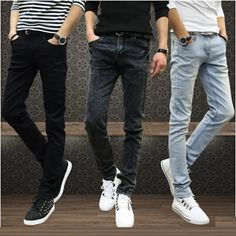 Hot Sale Men Jeans Pencil Pants Elastic Jeans Men Sports Casual Slim Fit Pants Trousers Skinny Boys Famous Brand Jean Male Denim♦️ SMS - F A S H I O N  http://www.sms.hr/products/hot-sale-men-jeans-pencil-pants-elastic-jeans-men-sports-casual-slim-fit-pants-trousers-skinny-boys-famous-brand-jean-male-denim/ US $14.96
