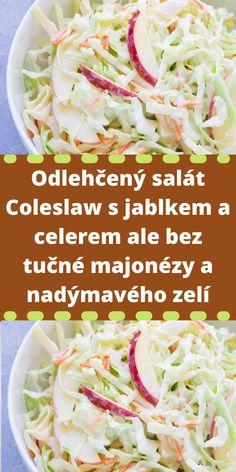 Coleslaw, Cabbage, Vegetables, Fit, Shape, Coleslaw Salad, Cabbages, Vegetable Recipes, Cabbage Salad