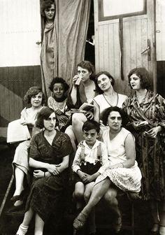 August Sander - Circus People 1926