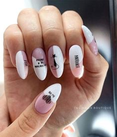 Acrylic Nail Designs Is The New Trend For Beautiful - Acrylic nail design are for well groomed hands perfect. The trend towards the use of artificial fingernails came from America and is now replacing the. Aycrlic Nails, Glam Nails, Nail Manicure, Cute Nails, Creative Nail Designs, Creative Nails, Acrylic Nail Designs, Minimalist Nails, Nail Swag
